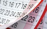 Calendarul sărbătorilor legale: 15 zile libere în 2020
